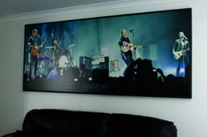 Printed Acoustic Panel