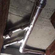 Acoustic Pipe Lagging
